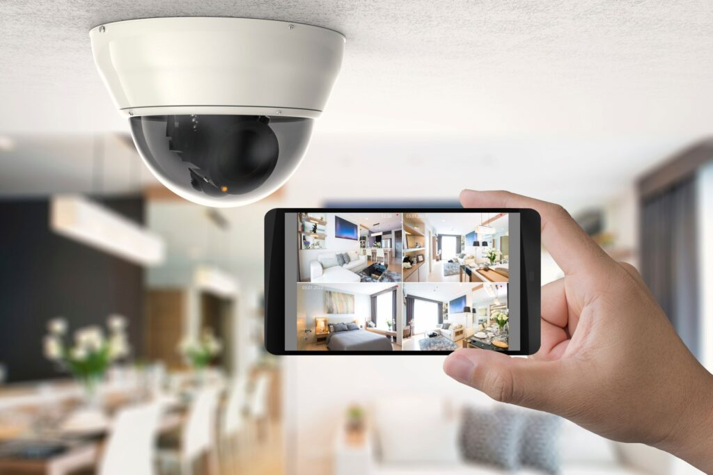 CCTV Security Systems compatible with mobile devices
